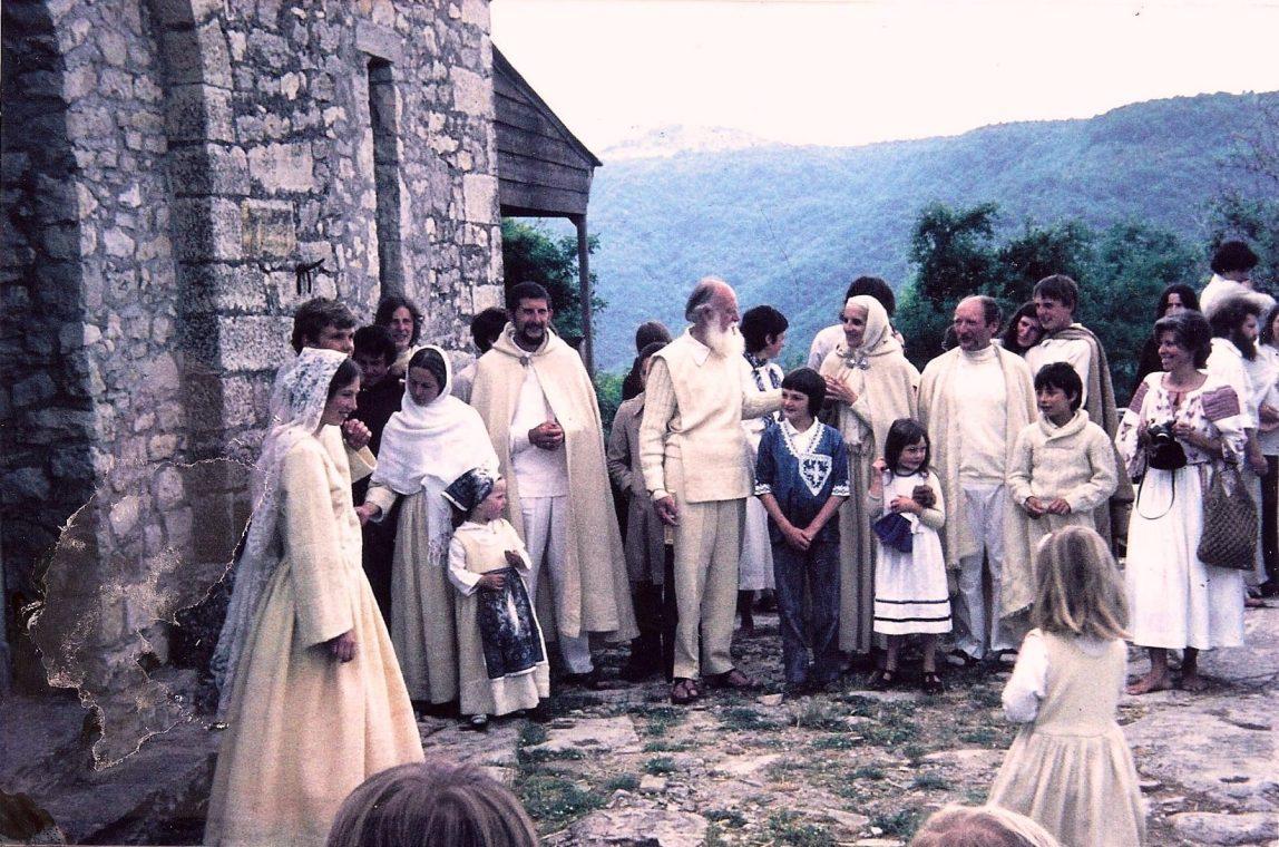 L'Arca - Lanza del Vasto - Una gran familia